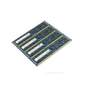 32GB 4x8GB - 2Rx4 PC3L-12800R SKhynix Server RAM kit