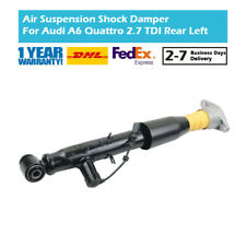 Rear Left Air Suspension Shock Strut Fit Audi A6 Quattro Allroad C6 4F 2005-2011