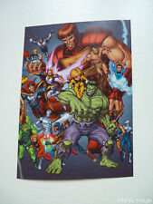 Sticker Marvel Heroes Ultimate Collection N°43 / Preziosi Collection 2008 NEW