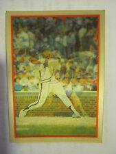 1986 Sportflix #17 Glenn Davis Magic Motion Baseball Card (GS2-b15)
