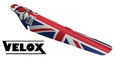 Velox Snap On Under Saddle Rear Mudguard - Great Britain