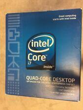 Intel Core i7 Processor i7-920 2.66GHz 8 MB LGA1366 CPU BX80601920