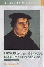 Luther and the German Reformation 1517-55 (Access to History)-ExLibrary