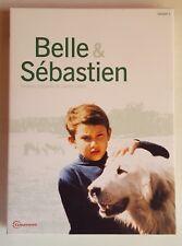 3DVD BELLE ET SEBASTIEN - MEHDI / Claude GIRAUD - Cécile AUBRY - SAISON 2