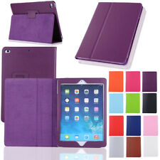 """For Apple iPad 5th 6th 9.7"""" Smart Sleep Leather Stand Magnetic Flip Case Cover"""