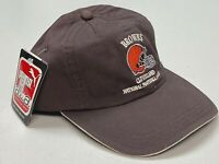 Cleveland Browns Vintage Original 1990s PUMA Snapback Hat, NFL Cap New With Tags
