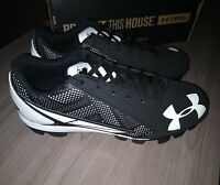 Under Armour Men's UA 2019 Leadoff Low RM Adult Baseball Softball Molded Cleats