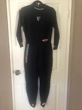 New listing Men's L Henderson Dive Wear Full Wetsuit Scuba Surfing Swim BLK