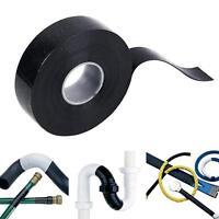 Rubber Repair Bonding Rescue Self Fusing Electrical Wire Hose Tape 4meters