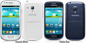 Samsung Galaxy S III Mini 8GB Smartphone mix GRADE