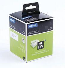 Dymo 99012 LabelWriter White S0722400 2 Rolls of 260 Labels 89mm x 36mm Genuine
