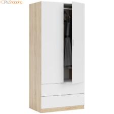 Cassettiere Per Armadi Guardaroba.Armadi Bianco Con Cassetti Per La Casa Acquisti Online Su Ebay