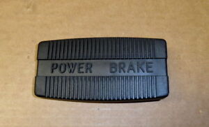 New 1955 - 1962 Ford Thunderbird Power Brake Pedal