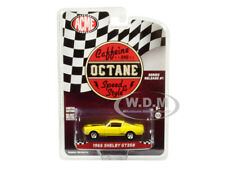 "1966 FORD SHELBY GT350 ""CAFFEINE & OCTANE"" 1/64 CAR BY GREENLIGHT FOR ACME 51249"