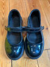 dr martins girls school shoes