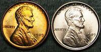 1909 +1909 VDB Lincoln Cent Wheat Penny ---- GEM BU++ ---- #Z209