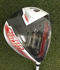 NEW TaylorMade AeroBurner TP Driver 9*, Matrix HD 7Q3 Firm Flex Shaft Graphite
