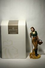 Royal Doulton Classics The Land Girl Figurine Hn4361 Limited Edition 2500 {2001}