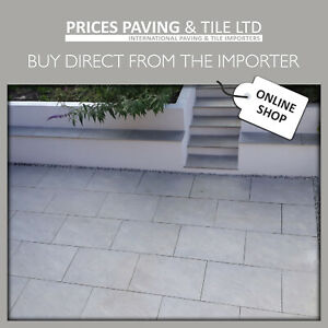 Porcelain Paving Wood & Stone Effect Slabs Several colours & sizes - Full Bodied