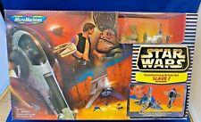 Star Wars Micro Machines SLAVE I Set 1997 NIB SEALED GALOOB TATOOINE New Rare