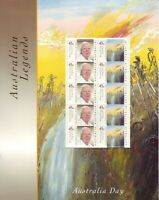 Australia Post Decimal Mini Sheet - 1999 - Australian Legends, Arthur Boyd - MNH