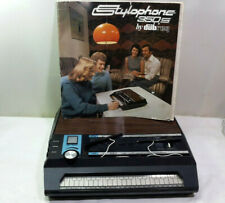 Stylophone 350S Dubreq completo di manuale d'uso strumento musicale vintage 1970