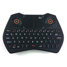 Genuine Rii i28 2.4GHz Wireless Mini Keyboard Touchpad Mouse Voice Keyboard