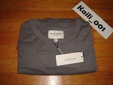 Public School Pallas Long Sleeve Crew Neck T Shirt Size Xl Grey B