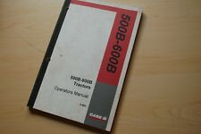 Case Ih 500B 600B Farm Tractor Owner Operator Operation Manual Book Maintenance