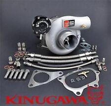 """Kinugawa Turbocharger 2.4"""" A/R 60 SUBARU STI TD06SL2 w/ Garrett 60-1 Wheel & 8cm"""