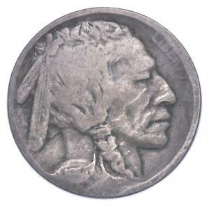 1914-D Indian Head Buffalo Nickel *392