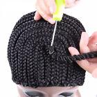 Elastic Adjustable Cornrow Braiding Wig Caps for Making Wigs Crochet Locs Hair