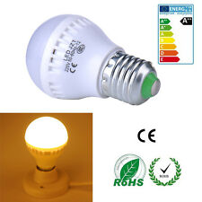 9W Energy Saving E27 LED Light Home Emergency Lamp Bulb Warm White 220V-240V