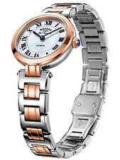 New Rotary Ladies Les Originales Lucerne Two Tone Womens LB90187/41 Watch