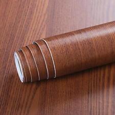 Peel & Stick Wallpaper Wood Contact Paper For Cabinets Bedroom Bathroom Kitchen