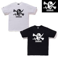 * A BATHING APE Men's x NEIGHBORHOOD BAPE NBHD TEE 2colors From Japan New