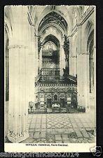 176.-SEVILLA -Catedral, Nave Central (Fototipia de Hauser y Menet)