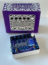 Electro Harmonix EHX Cathedral Stereo Reverb Guitar Effects Pedal 99c Auction!