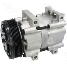 A/C Compressor-New Compressor 4 Seasons 58132