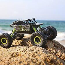 4WD 2.4GHZ ROCK CRAWLER OFF ROAD RADIO REMOTE CONTROL CAR RC CAR 1/18