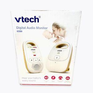 Safe & Sound Digital Audio Baby Monitor 1 Parent 1 Baby Unit DM111 Yellow