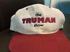 The Truman Show crew hat