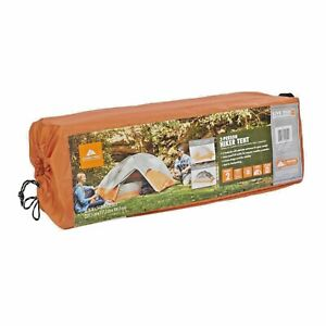 NEW - Orange Ozark Trail 2 Person Hiker Backpacker Camping Tent