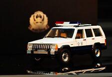 Beijing Jeep Cherokee 213 Police Car version (Aurora Design)