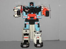 G1 TRANSFORMER PROTECTOBOTS DEFENSOR COMPLETE  LOT #1