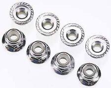 TRAXXAS Nuts 4mm Nylon Locking VXL (8) SLASH /SLASH 4X4 STAMPEDE TRA3647