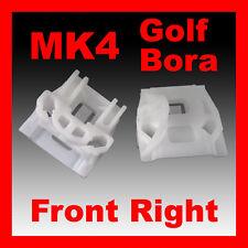 MK4 Golf Bora Eléctrico Regulador Ventana Clips Delantero Derecho Bloque de Plástico Blanco