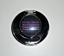 Color Theory Shimmery Black Baked Eye Shadow