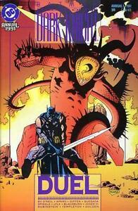DC Comics: Legends Of The Dark Knight Annual 1
