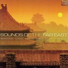 VARIOUS ARTISTS - SOUNDS OF THE FAR EAST NEW CD